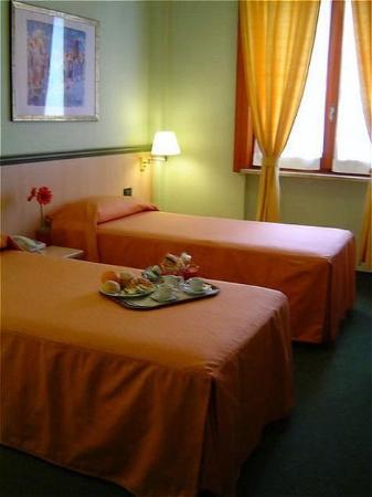 Hotel Scala Nord: Twin room