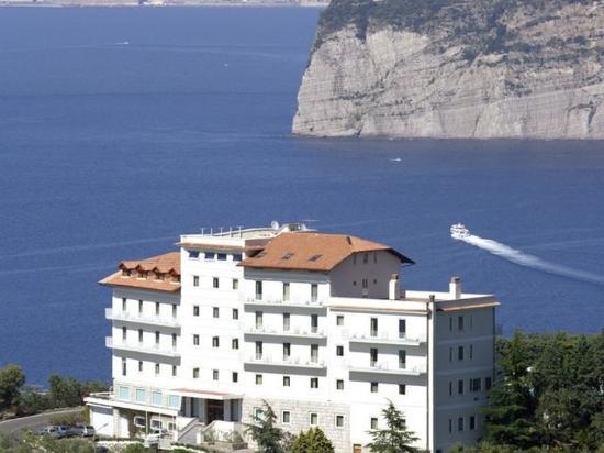 Grand Hotel Aminta: Exterior