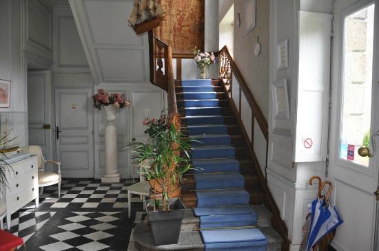 Le Valmarin : notre escalier du XVIIIème