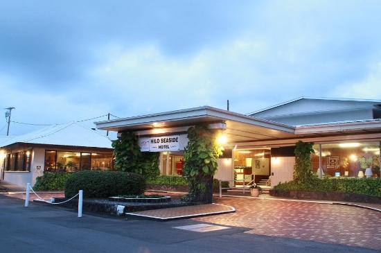 Hilo Seaside Hotel: Hiloporteche