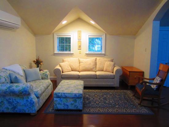 The Cottage & Loft: The loft