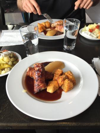lunch italienska träldom nära Göteborg