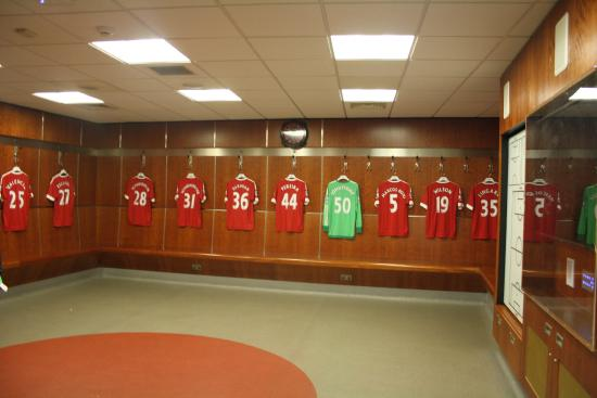 Old Trafford Sir Alex Ferguson Stand Picture Of Old