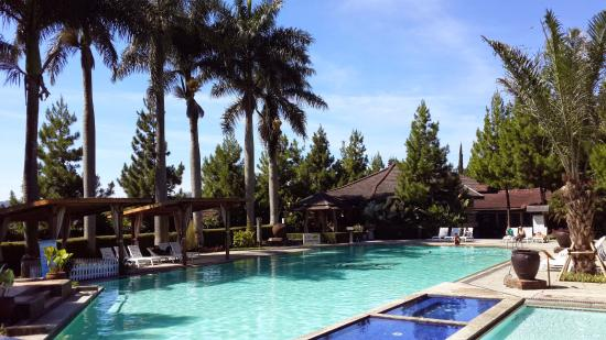 Puteri Gunung Hotel: Swimming pool