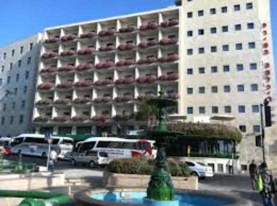 facade bild fr n hotel prima kings jerusalem tripadvisor. Black Bedroom Furniture Sets. Home Design Ideas