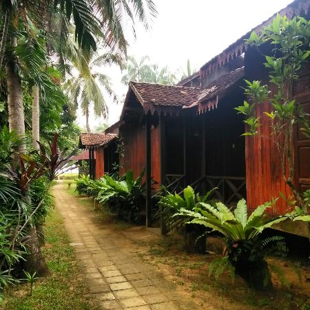 Entrance - Tanjung Inn: Chill, layback with nature gifted landscape.