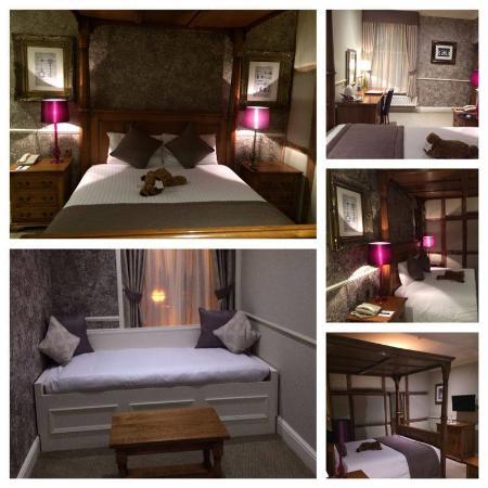 The Swan Hotel: Room 108