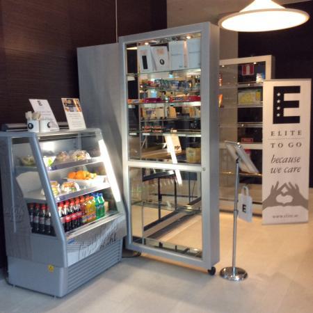 Lund, Suecia: grab and go snacks and essentials
