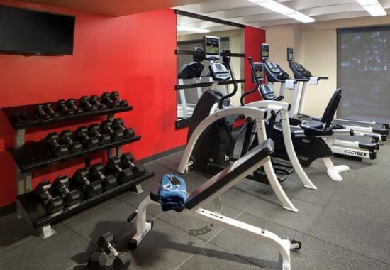 Courtyard by Marriott Fort Lauderdale East: Fitness Center