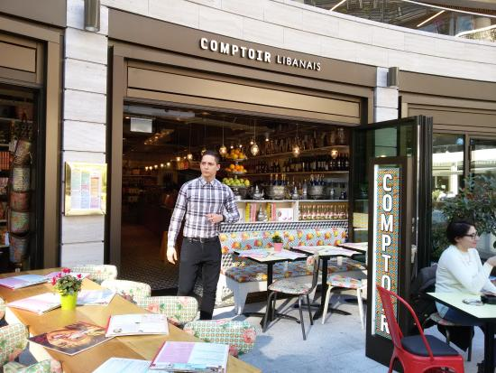 Comptoir libanese in liverpool street picture of - Comptoir restaurant london ...