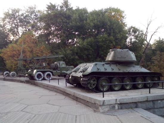 Battle for Dnieper Diorama