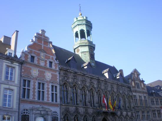 Grand Place: Центральная площадь города