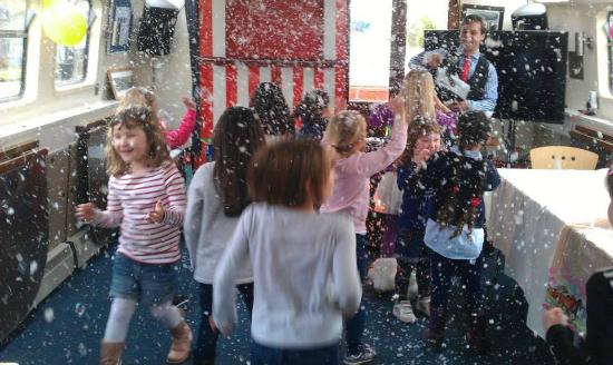 Elsdale Floating Classroom: Children's Birthday Party