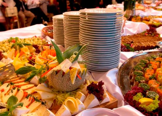 Embassy Suites North Shore / Deerfield: Catering at Embassy