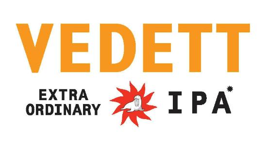 Image result for vedett ipa logo