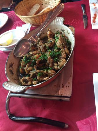 Saint-Bernard, Francia: Plats de grenouilles (grasses) pour 2