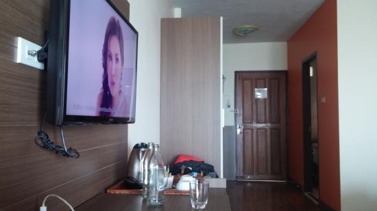 Golden Beach Hotel Cha-am: hotel room