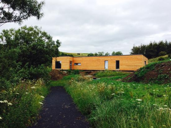 Kinghorn, UK: The Ecology Centre