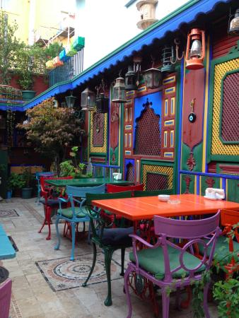 Kybele Cafe Restaurant