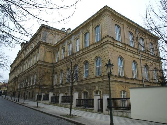 Hrdlickovo muzeum cloveka PrF UK