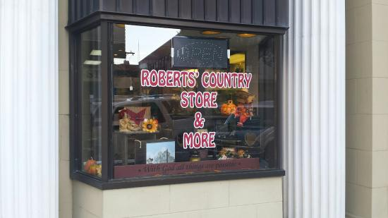 Wytheville, VA: Here at Roberts' Country Store & More you can find all your primitives and collectibles.