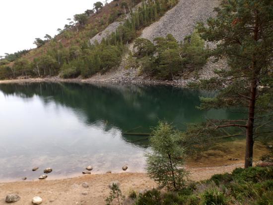 Aviemore, UK: An Lochan Uaine