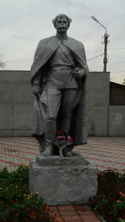 Monument to Chapayev