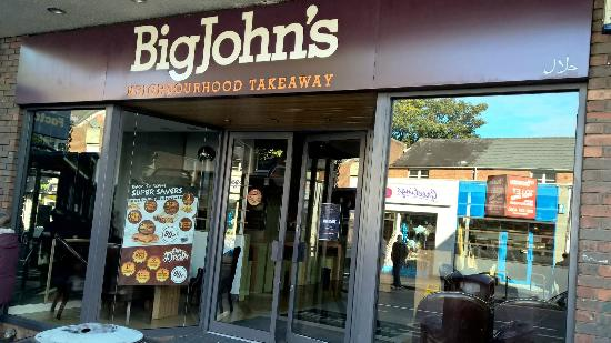 Big John's Kings Heath