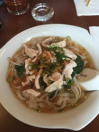 Asia Food ICHI: Chicken noodle soup