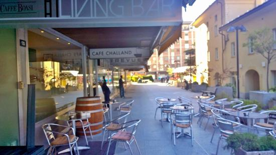 Cafe Challand