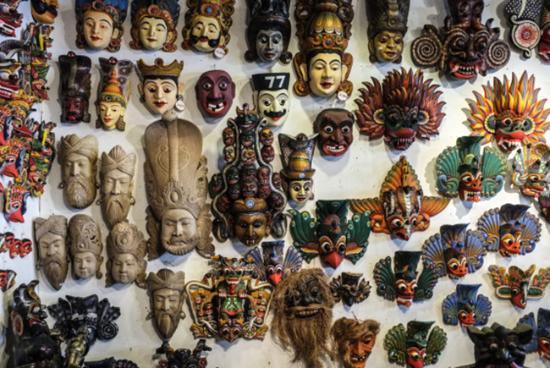 Lakpahana: Masks
