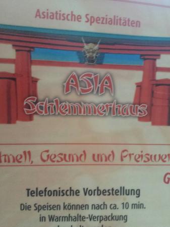 Asia Schlemmerhaus