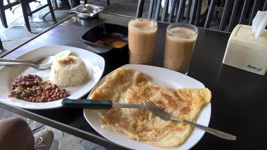 Hotel Tator: Lunch