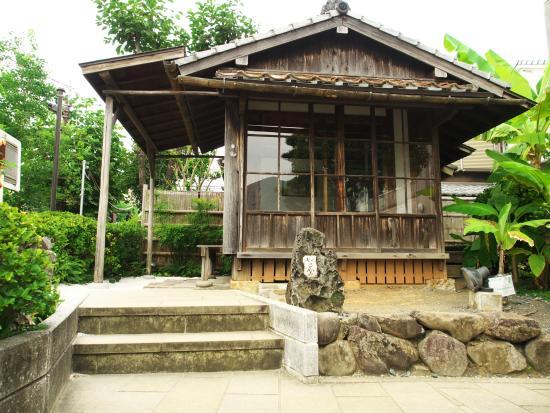 如己堂(永井隆記念館), 背後に永井隆記念館があります