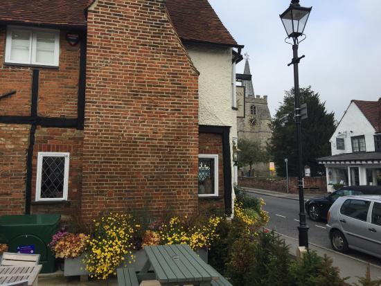 Entrance - The Sun Inn Photo
