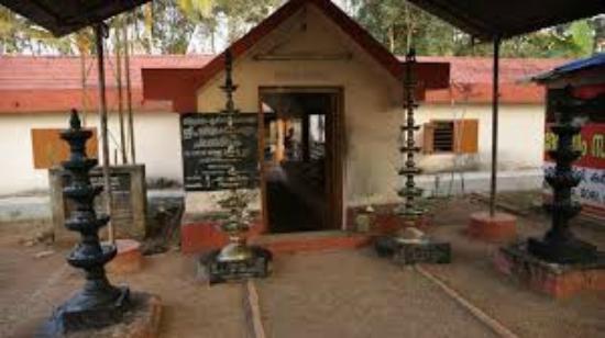 Kodumon Chilanthiyambalam Temple