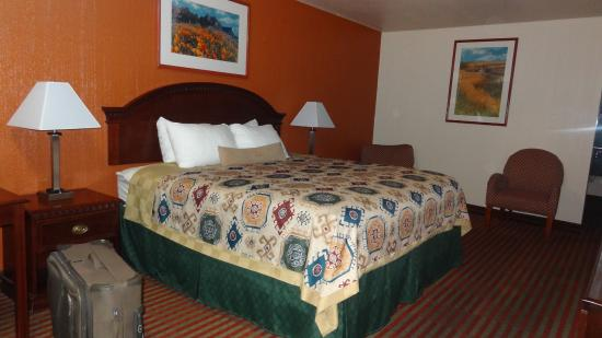BEST WESTERN Deming Southwest Inn : Clean, comfortable room