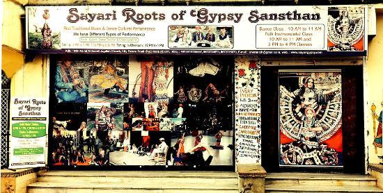 Sayari Gypsy Culture Centre