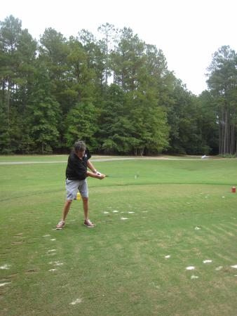 Cheraw State Park Golf Course: Teeing Off