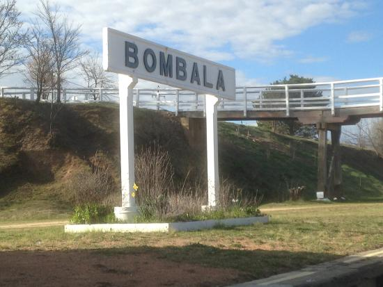 """Maneroo Motel : Trains have not run to Bombala since 1986. The """"Friends of the Bombala Railway"""" look after this"""