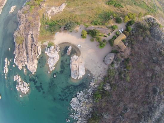 Monkey Bay Mufasa Backpacker Lodges : Mufasa Fish Eagle View