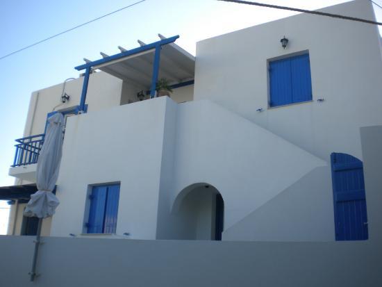 Avlemonas, Hellas: Roula Rooms