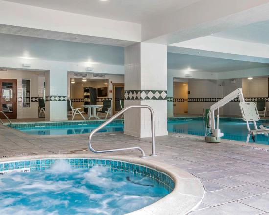 Saint Johnsbury, Βερμόντ: Pool