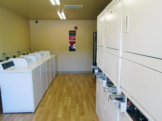 Crossland Economy Studios - Dallas - Mesquite: On-Premise Guest Laundry