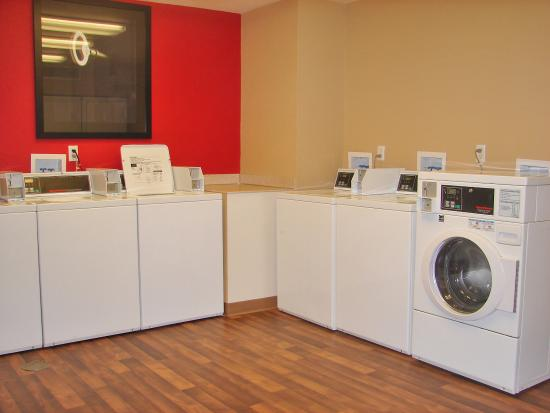 Extended Stay America - Shelton - Fairfield County: On-Premise Guest Laundry