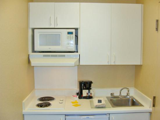 Crossland Economy Studios - Philadelphia - Maple Shade: Fully-Equipped Kitchens