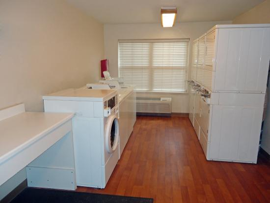 Colfax, NC: On-Premise Guest Laundry