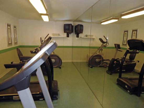 Colfax, NC: On-Site Fitness Facility