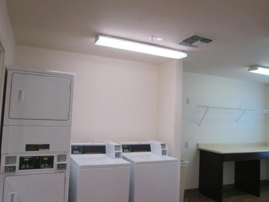 Extended Stay America - Dallas - Plano: On-Premise Guest Laundry