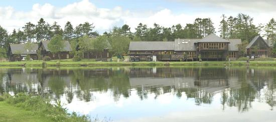 Forbes of Kingennie Country Resort: View of the Waterside restaurant